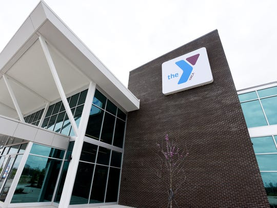 The YMCA off of East Preston Avenue opened in March