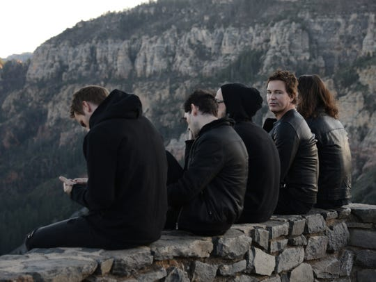 Rockers Third Eye Blind will play at 7 p.m. Aug. 31