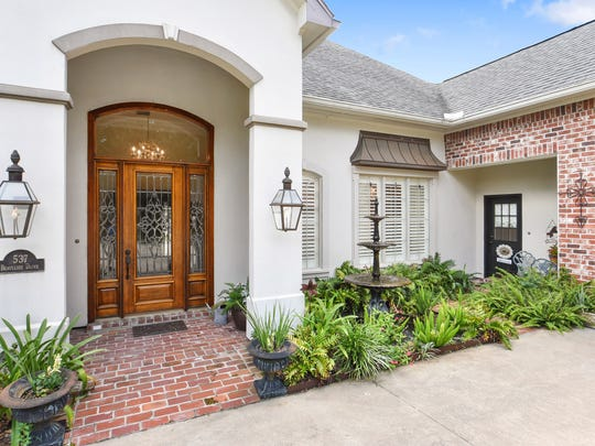 The home is located in the popular Beaullieu Place neighborhood.