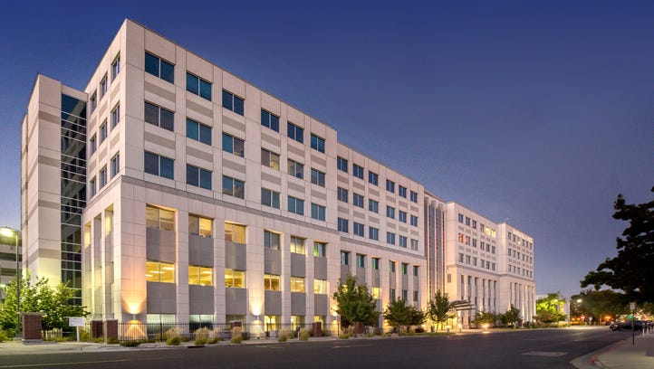 Saint Mary's Reno office building sold for $66 million to a property trust