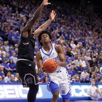 De'Aaron Fox sidelined with ankle injury