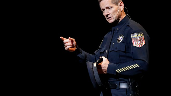 Neenah Police Chief Kevin Wilkinson will retire June 1.