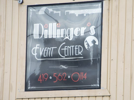 Dillinger's Event Center is at 144 Washington Square.