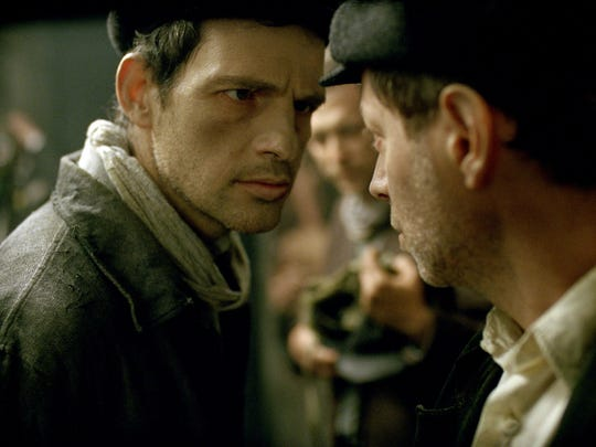 "Geza Rohrig stars in ""Son of Saul,"" which tells of the plight of Jewish prisoners forced to assist the Nazis with genocide."