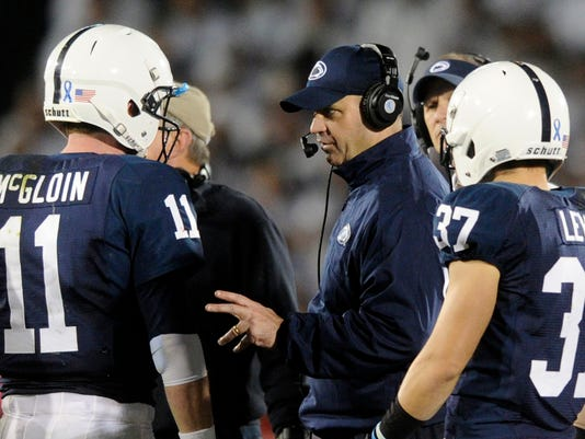 Bill O'Brien and his staff will share insights and instruction during their annual Penn State coaches' clinic next month.