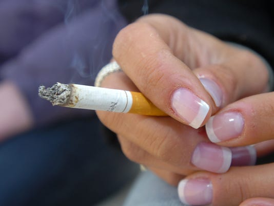 smoking lcl SRB
