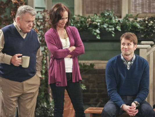 Jack McGee, Laurie Metcalf, Tyler Ritter
