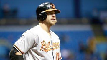 The Orioles have held firm on their offer to Chris Davis.