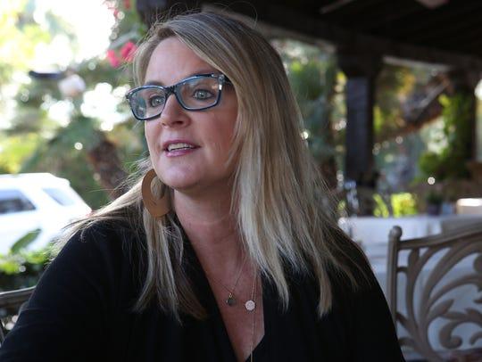 Hilary Newsom, president and partner of the PlumpJack