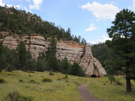 Flagstaff hike: Fay Canyon