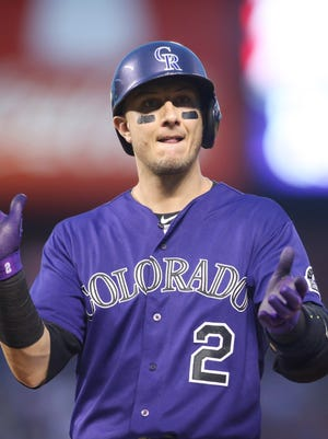 Troy Tulowitzki  is a five-time All-Star and twice finished fifth in NL MVP voting.