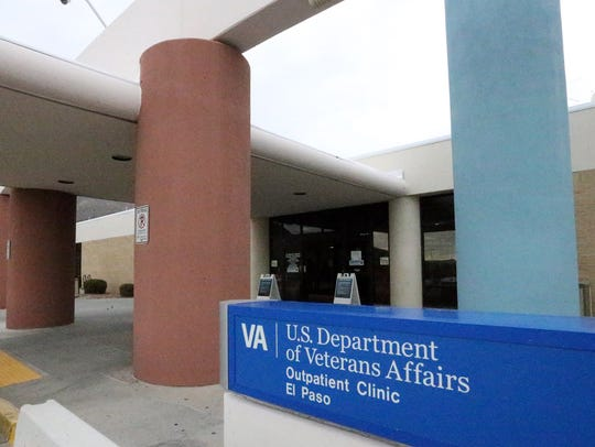 The El Paso Veterans Affairs Health Care System Outpatient