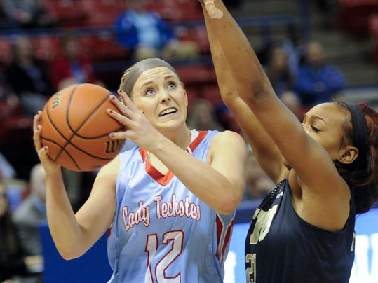 Lady Techster Basketball vs FIU