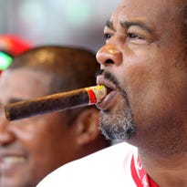 Photos: 1990 Reds honored at GABP