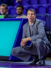 FSW coach Marty Richter led the Bucs to a 56-10 record