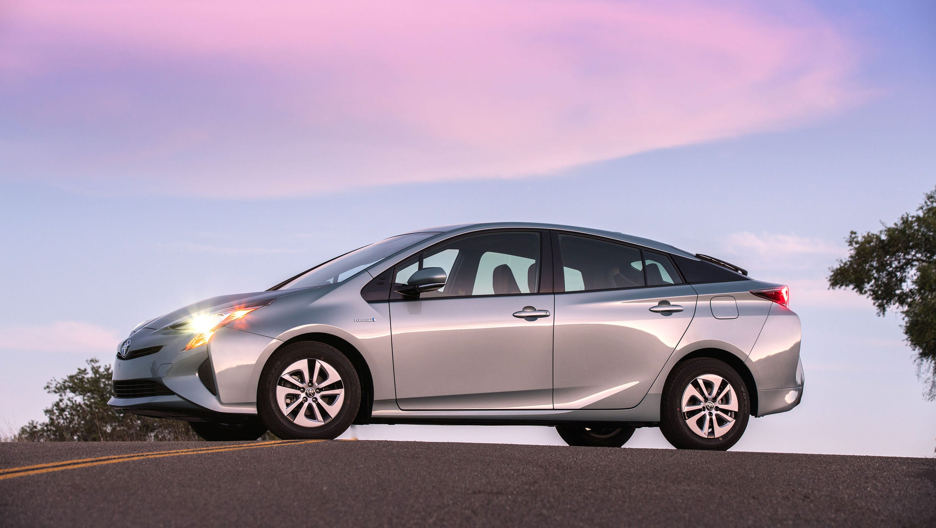 toyota of prius expert review tech test drive