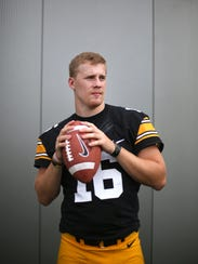 C.J. Beathard on Saturday.