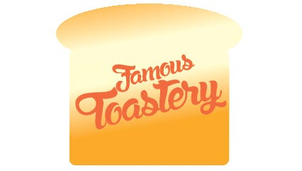 Famous Toastery will open a location in the heart of downtown Greenville later this year or early next.