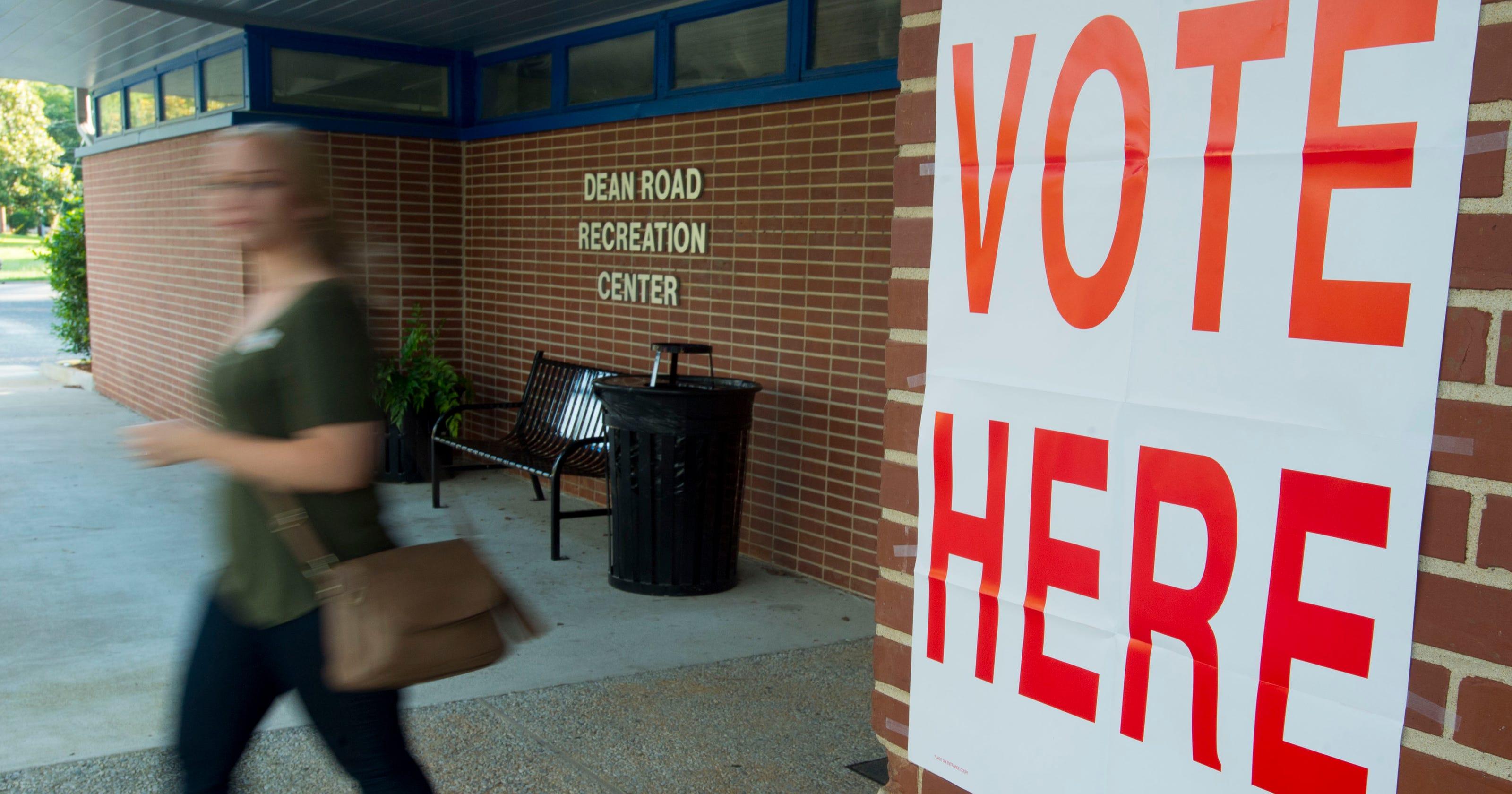 2018 Alabama Election: Where Do I Vote? Montgomery County
