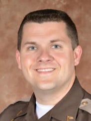Howard County Sheriff's Sgt. Jordan J. Buckley