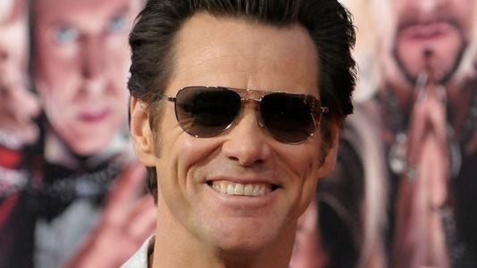 Actor Jim Carrey will speak Saturday, May 24, at the Maharishi University of Management's commencement in Fairfield.