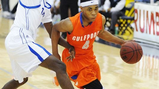 Gulfport guard Jahshire Hardnett is transferring to Arlington Country Day School in Jacksonville, Fla.