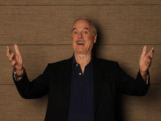 John Cleese will speak Oct. 1 at IU Auditorium in Bloomington.
