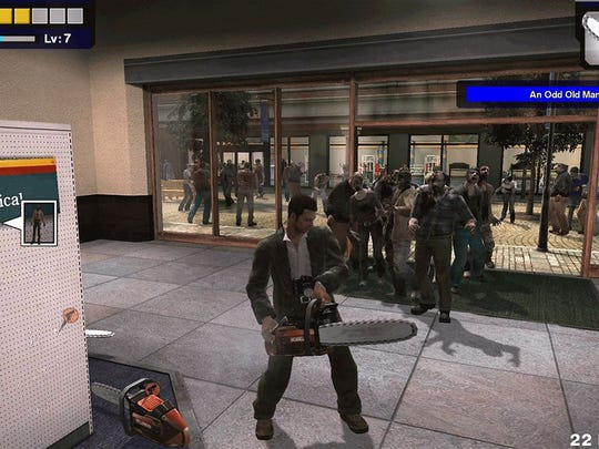 "Nothing like a trip to the mall with a chainsaw and hundreds of zombies in the ""Dead Rising Triple Pack"" collection."