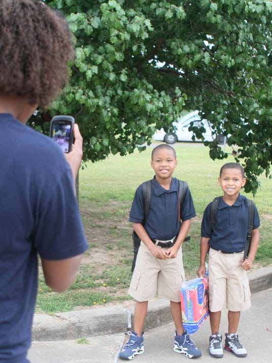 back to school for Cypress Point Elementary