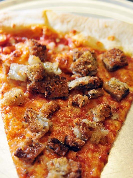 Old School Pizza SUPERBOWL
