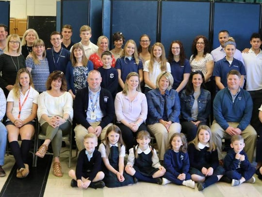 Immaculata High School recently hosted its first Legacy