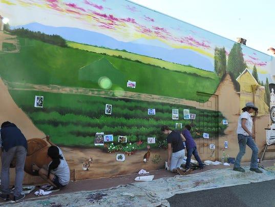 Camarillo mural 1