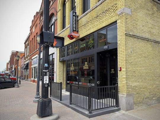 JL Beers opened in 2016 in downtown St. Cloud. It is