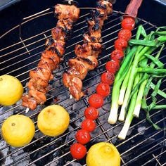 Fire up the grill but lighten up process to help prevent cancer