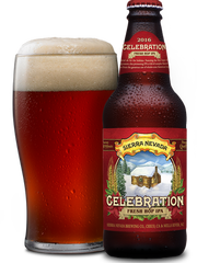 "Released in 1981, Sierra Nevada's Celebration Ale  is a seasonal brew to look forward to each year. The ""Hop-forward"" holiday brew features pine and citrus notes making it a drinkable option all year long."