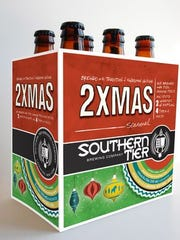 In Lakewood, NY, Southern Tier Brewing Company celebrates the season with 2XMAS, a spiced ale inspired by Swedish Glogg (a Nordic style of mulled wine). Cardamon, nutmeg, orange peel, ginger and cinnamon are a few standout spices you will experience.