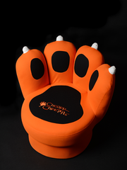 Lounge in Chester Cheetah's lounge paw.