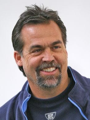 Longtime Titans coach Jeff Fisher is moving back to Nashville.