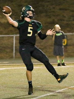 Matt Busher and North Hunterdon have moved into the No. 2 spot in the CN Top 10