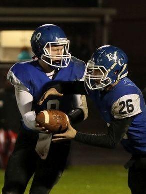 Dylan Bishop returns at quarterback for Franklin Central.