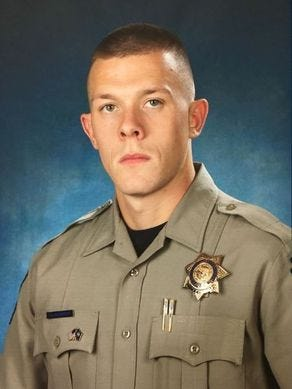 Arizona Department of Public Safety Trooper Tyler Edenhofer was shot and killed while responding to a call on Interstate 10 near Phoenix.