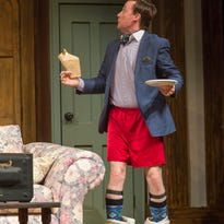 There's funny. And then there's Cincy Shakes' side-splitting 'Noises Off.'