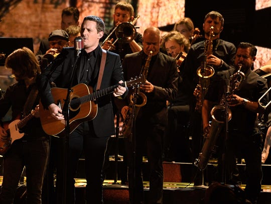 Sturgill Simpson and the Dap-Kings