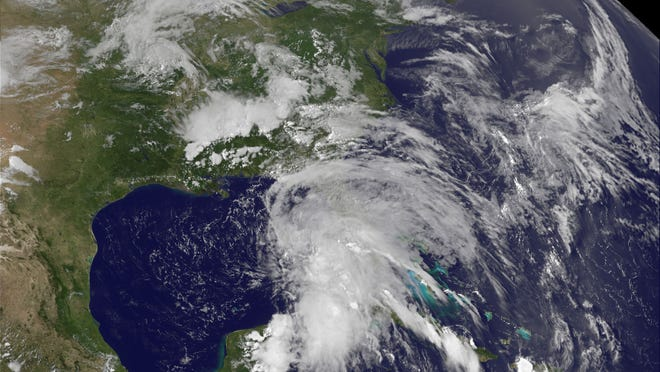 The last hurricane to make landfall in Florida was Wilma on Oct. 24, 2005.