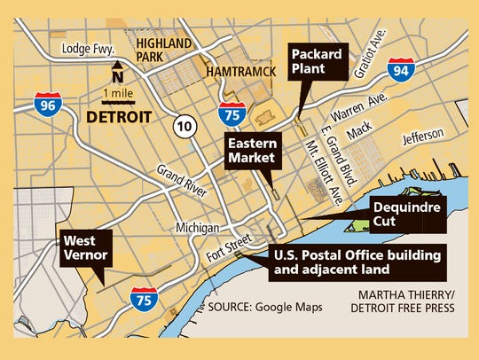 5 Detroit venues to be featured at the Venice Biennale.