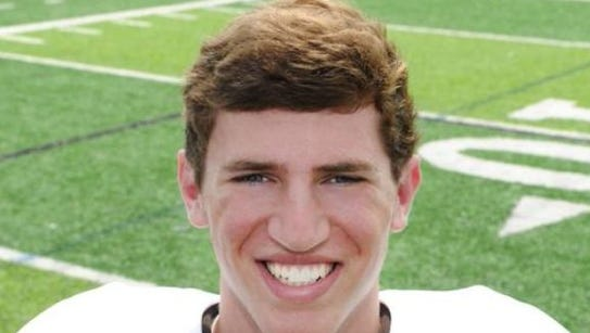 CHCA senior quarterback Johnny Noyen is committed to