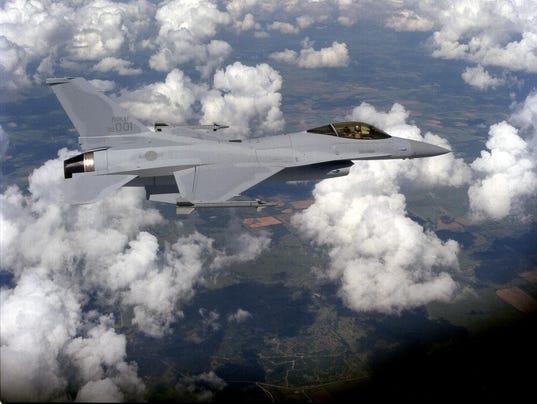 Korean F-16