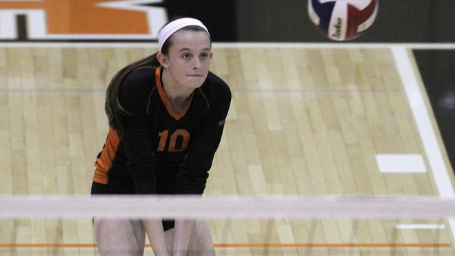Allie Stinson has been one of the key players for Ryle this season.