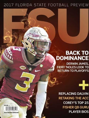 FSU Football Preview Magazine 2017