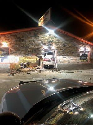 Accident at CMS Autobody in St. Joseph
